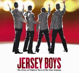 Jersey Boys at the Paris
