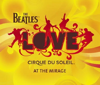 LOVE by Cirque Du Soleil at the Mirage