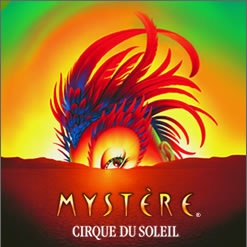 Mystere by Cirque Du Soleil at the TI