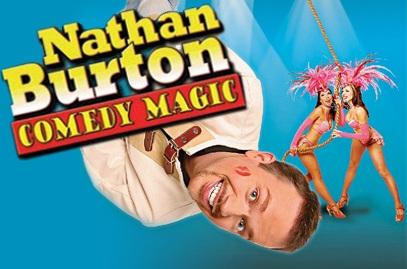 Nathan Burton Comedy Magic Show