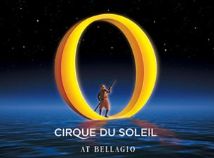 """O"" by Cirque Du Soleil at the Bellagio"