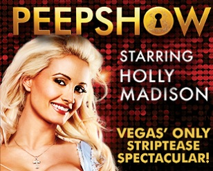 PEEPSHOW at the Planet Hollywood