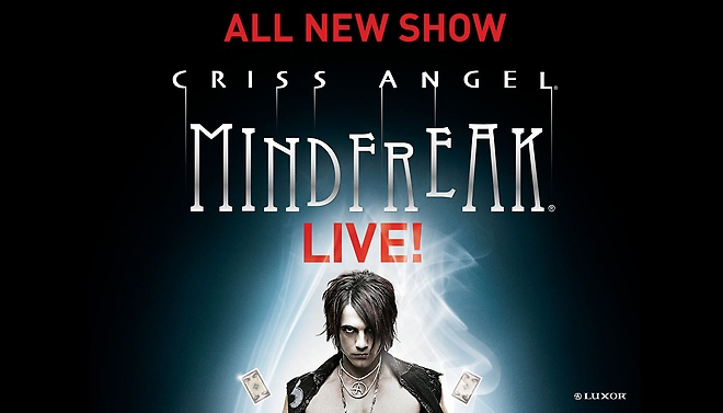Criss Angel MindFreak Live at the Luxor