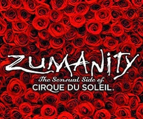 Zumanity by Cirque Du Soleil at the New York New York