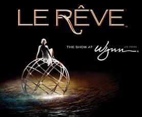 Le Reve - The Dream at the Wynn Las Vegas