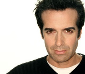 David Copperfield at the MGM Grand Las Vegas