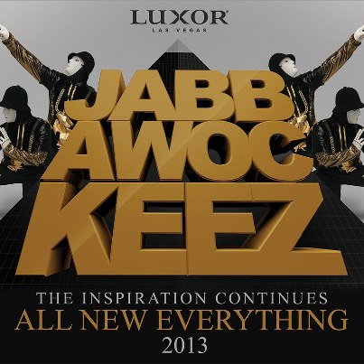 Jabbawockeez at the Luxor