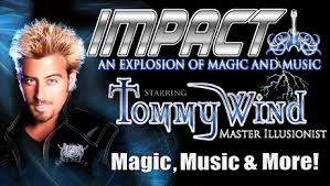 Tommy Wind: Magic, Music & More