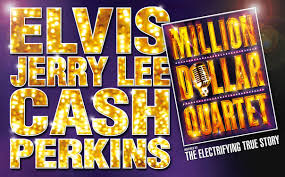 Million Dollar Quartet at Harrahs Las Vegas
