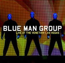 Blue Man Group Las Vegas at the Luxor