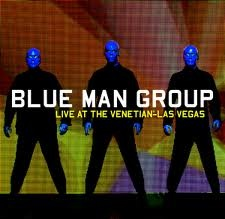 Blue Man Group Las Vegas at the Luxor